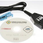 Vag can pro - cd and usb