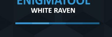 SOLD OUT – EnigmaTool White Raven