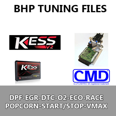 Kess Tuning Files