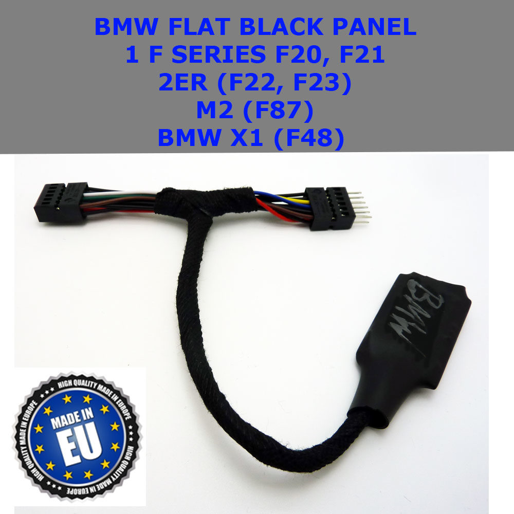 BMW-STOPPER-FREEZER-F-SERIES-FLAT-BLACK-PANEL