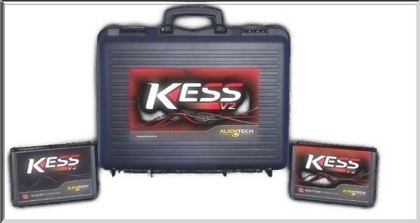 Kessv2 OBD Tuning Kit